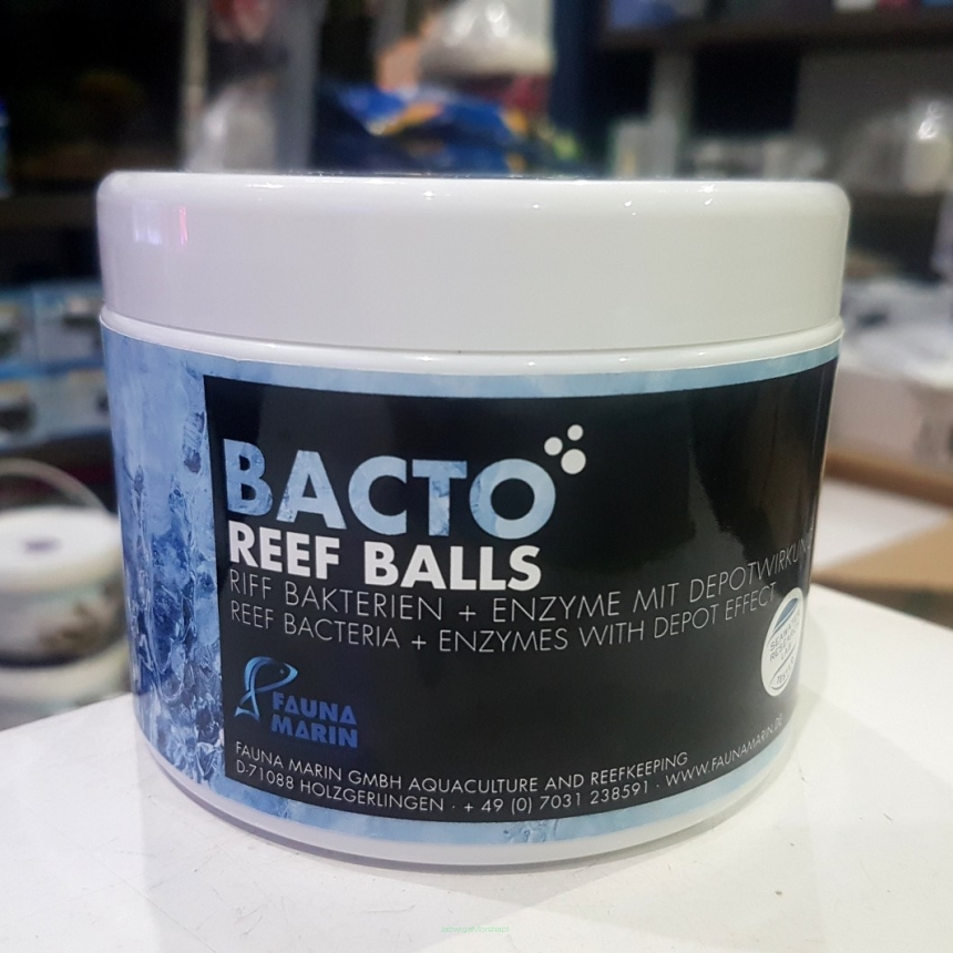 Bacto Reef Balls 500 ml