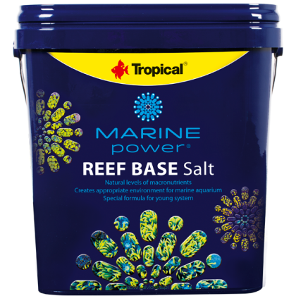 Tropical Marine Power Reef Base Salt 5kg (Dobra Cena Bez Rabatu)