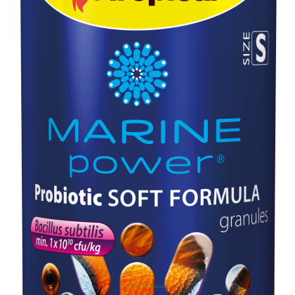 Tropical Marine Power Probiotic Soft Fomula Size S 150g (250ml) PROMOCJA -25%