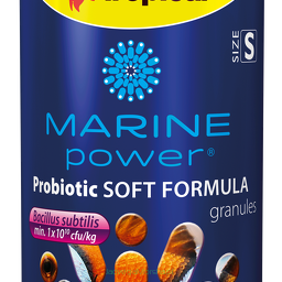 Tropical Marine Power Probiotic Soft Fomula Size S 60g (100ml) PROMOCJA -25%