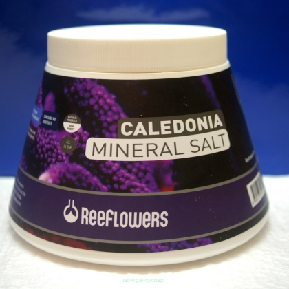 ReeFlower Caledonia Mineral Salt 1000 ml (Ca, kH, Mg, K)