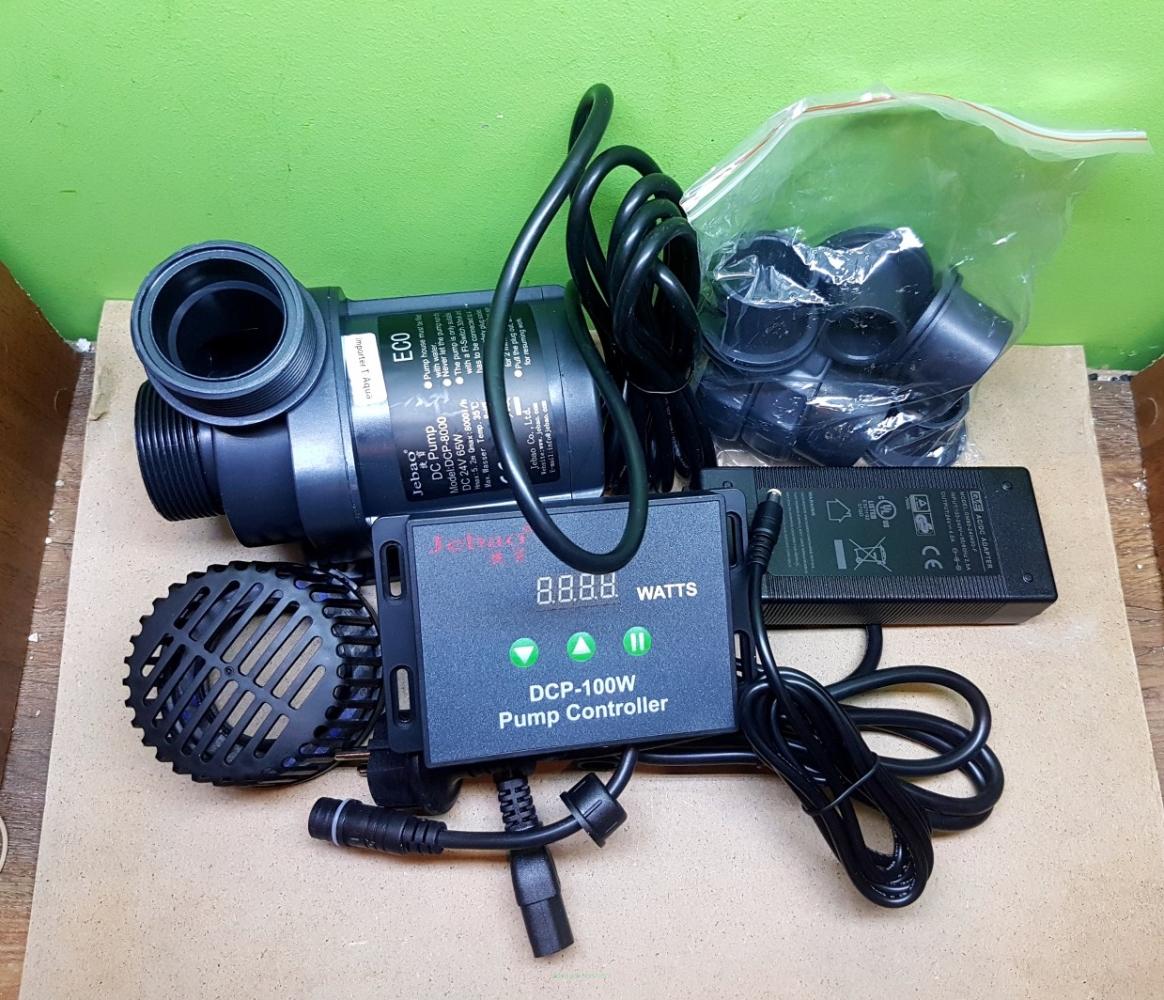 Pompa Obiegowa Jebao Jecod Dcp 8000 2400 L H Dobra Pump Wiring Cena Bez Rabatu