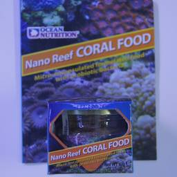 Ocean Nutrition Nano Reef Coral Food 10g