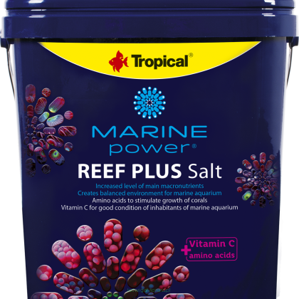 Tropical Marine Power Reef Plus Salt 10kg (Dobra Cena Bez Rabatu)