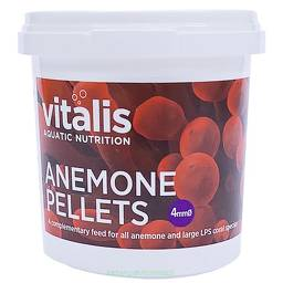 VITALIS ANEMONE Food S+ 4mm 60g (155 ml)