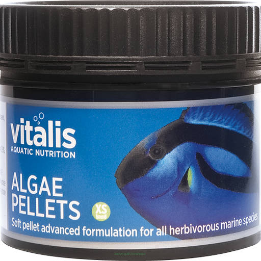 VITALIS Algae Pellets XS 1mm 60g (150 ml) granulat